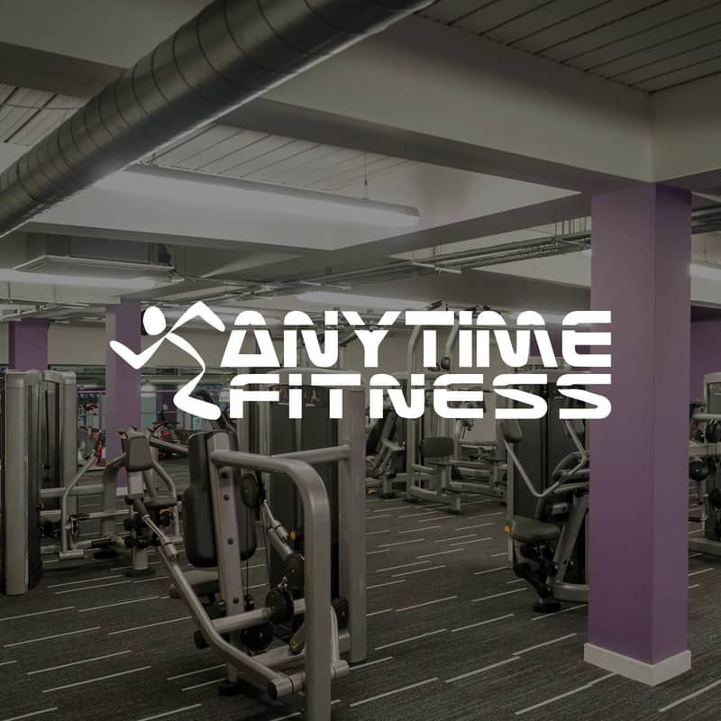 Our Clients - Anytime Fitness Logo
