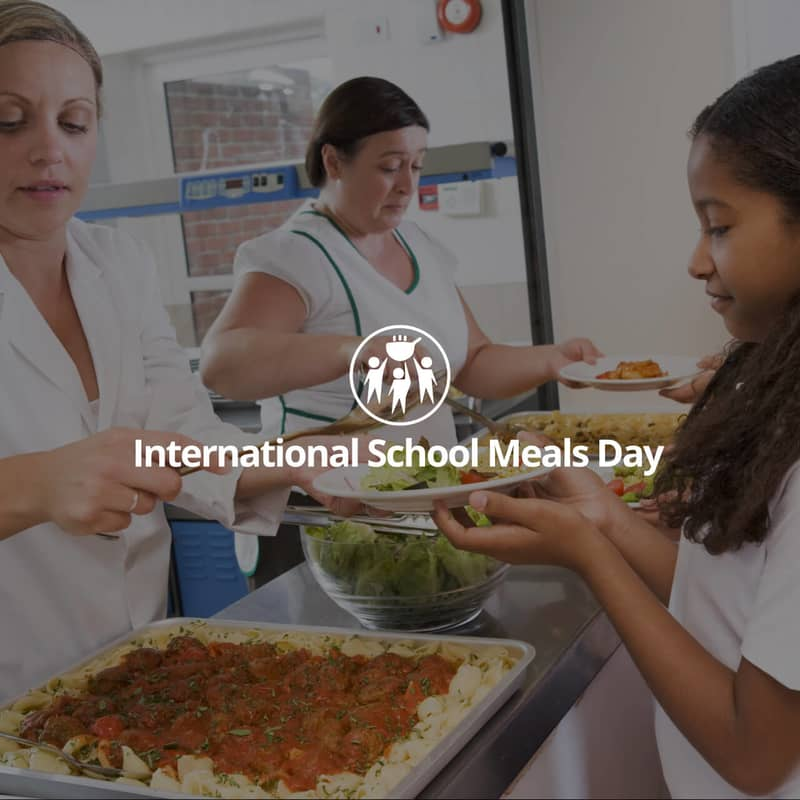 Our Clients - International School Meals Day Logo
