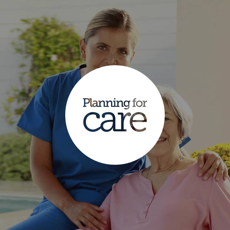 Our Clients - Planning For Care Logo